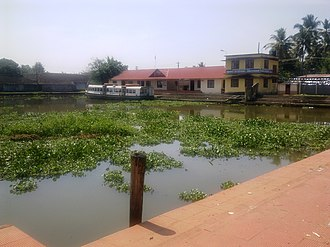 Changanassery - Boat Jetty