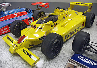 1980 CART PPG Indy Car World Series