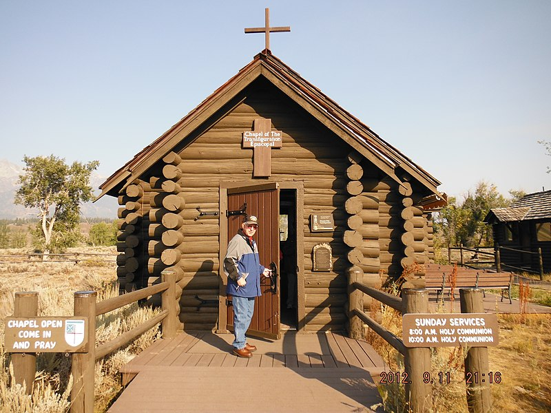 Chapel of the Transfiguration, Teton County, Wyoming