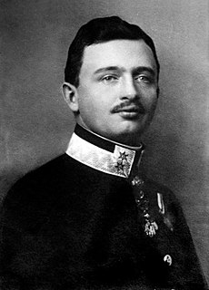 Charles I of Austria Emperor of Austria and King of Hungary as Charles IV
