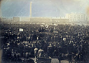 Chartist Meeting, Kensington Common