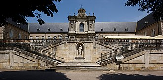 Art-sur-Meurthe - The charterhouse of Bosserville