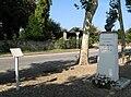 Chaudun monument Louis Jaurès 1.jpg