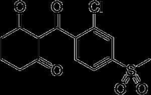 4-hydroxyphenylpyruvate dioxygenase inhibitor - II