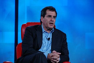 Peter Chernin American businessman