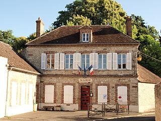 Chevry-en-Sereine Commune in Île-de-France, France