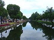 Der Kanal um die Altstadt