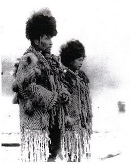 Chief George and daughter