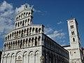 Chiesa di San Michele in Foro, Lucca - panoramio.jpg