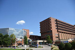 Childrens Hospital at Erlanger Hospital in Tennessee, United States