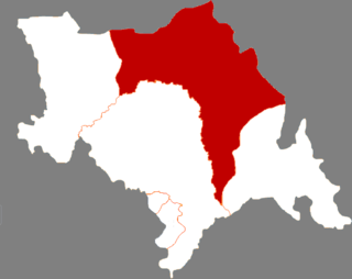 County-level & Sub-prefectural city in Jilin, People