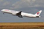 China Eastern Airlines, B-7868, Boeing 777-39P ER (43458285880).jpg