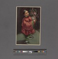 Chinese child holding bouquet (NYPL Hades-2359305-4043661).tiff