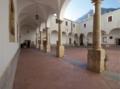 Chiostro ex Monastero Basiliano - Mezzojuso.png