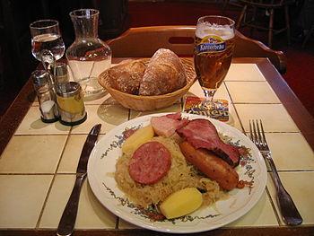 ドイツ料理 - Wikipedia