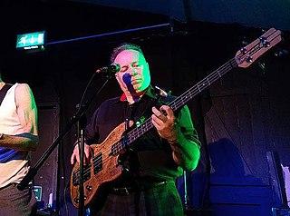 Chris Bostock British musician