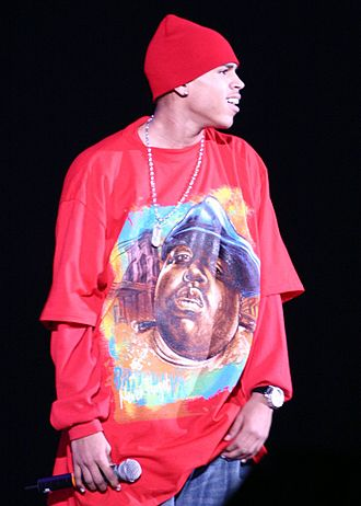 """Disturbia (song) - """"Disturbia"""" was co-written by Chris Brown."""