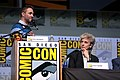 Chris Hardwick & Peter Capaldi (36272104105).jpg