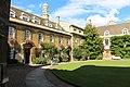 Christ's College, Cambridge - First Court 03.JPG