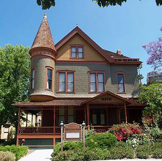 Heritage Park (San Diego) - Christian House