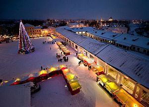 Suzdal - Christmas in Suzdal