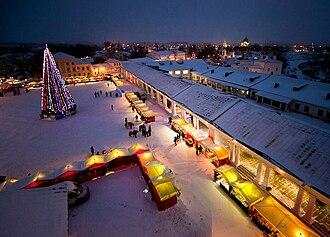 Suzdal - Christmas in Suzdal