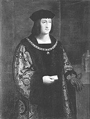 Bildnis eines jungen Fürsten (Kaiser Maximilian? Ferdinand?) (Kopie nach)