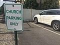 Church Parking Only Sign.jpg