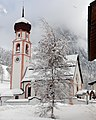 Church of Gries Otztal Austria at 1568 m height - panoramio.jpg