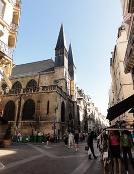 Church of Saint-Leu-Saint-Gilles, Paris 26 May 2012.jpg
