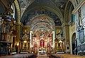 Church of Saint Casimir Jagiellon (interior), 4 Reformacka street, Old Town, Krakow, Poland.jpg