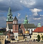 Church of St. Stanislaus and St. Wenceslaus, Wawel 1, Old Town, Krakow, Poland.jpg