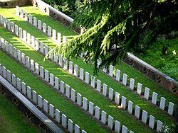 Cimitero di Staglieno - Commonwealth war graves.jpg