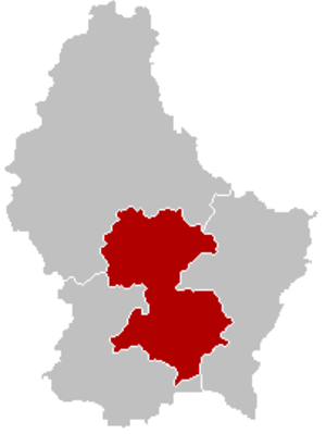 Centre (Chamber of Deputies of Luxembourg constituency) - Circonscription Centre within Luxembourg.