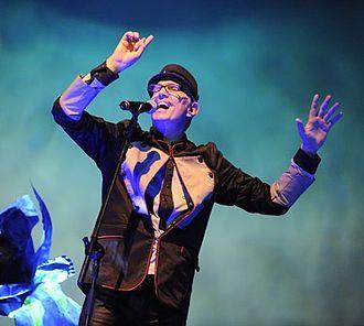 Ciro Pessoa - Pessoa performing at the Ibirapuera Auditorium in 2010