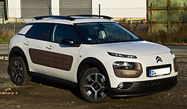 Citroën C4 Cactus BlueHDi 100 Shine Edition – Frontansicht (3), 2. November 2014, Münster.jpg