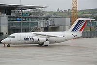 EI-RJO - RJ85 - Air France