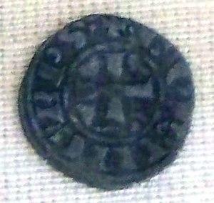 Principality of Achaea - Achaean tornese from Glarentza (Clarentia)