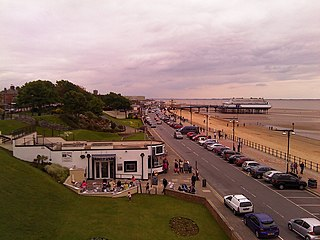 Cleethorpes Seaside resort town in North East Lincolnshire, England