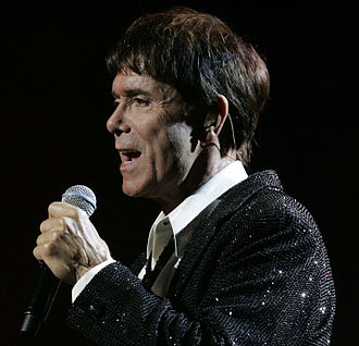 Brit Award for British Male Solo Artist - Inaugural and 1982 winner Cliff Richard