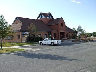Clinton, Utah - Former Clinton City Hall