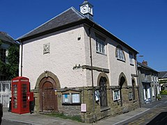 Clun Town Hall and Museum - geograph.org.uk - 380354.jpg