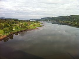 Clyde river west from Erskine bridge.jpg