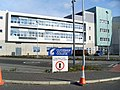 Clydebank College and sign for car parking - geograph.org.uk - 758767.jpg