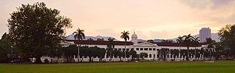 Penang Free School - Image: Cmglee Penang Free School panorama