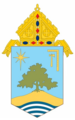 Coat of Arms Diocese of Oakland, CA.png