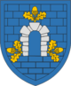 Coat of Arms of Dubroŭna, Belarus.png