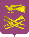 Coat of Arms of Korenovsk rayon (Krasnodar krai).png