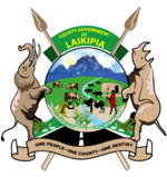 Coat of arms of Laikipia County