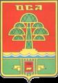 Coat of Arms of Osa (Perm krai) (1989).png